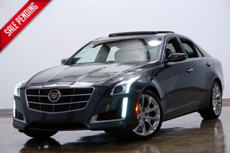 2014 Cadillac CTS Sedan 3.6 in Dallas Texas