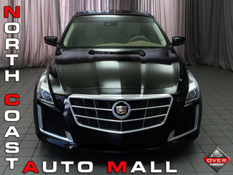 2014 Cadillac CTS Sedan Luxury AWD in Akron, OH