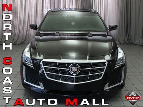 2014 Cadillac CTS Sedan Premium AWD in Akron, OH