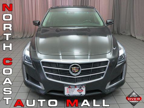 2014 Cadillac CTS Sedan Luxury AWD in Akron, OH