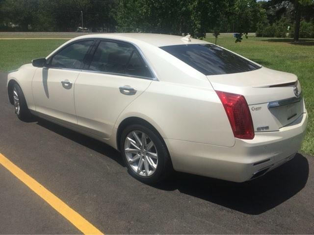 2014 cadillac cts sedan rwd benton la anderson motor for Cadillac motor car company