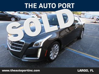 2014 Cadillac CTS Sedan Luxury*NAVI* | Clearwater, Florida | The Auto Port Inc in Clearwater Florida