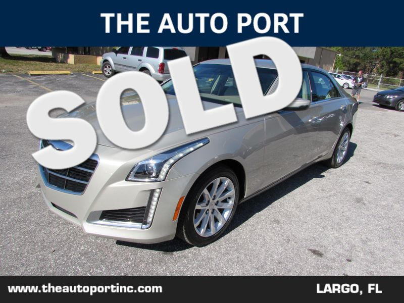 2014 Cadillac CTS Sedan Luxury RWD | Clearwater, Florida | The Auto Port Inc in Clearwater Florida