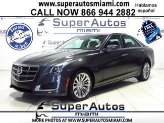 2014 Cadillac CTS Sedan Luxury AWD Doral (Miami Area), Florida