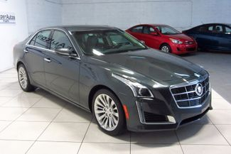 2014 Cadillac CTS Sedan Luxury AWD Doral (Miami Area), Florida 3