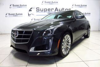2014 Cadillac CTS Sedan Luxury AWD Doral (Miami Area), Florida 8