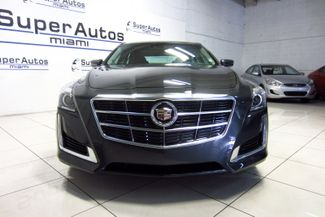 2014 Cadillac CTS Sedan Luxury AWD Doral (Miami Area), Florida 32