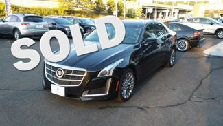2014 Cadillac CTS Sedan Luxury AWD East Haven, CT