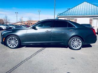 2014 Cadillac CTS Sedan Luxury AWD LINDON, UT 1