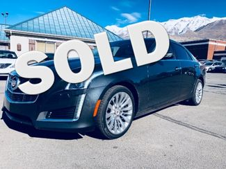 2014 Cadillac CTS Sedan Luxury AWD LINDON, UT