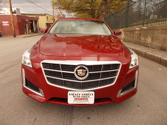 2014 Cadillac CTS Sedan Luxury AWD Manchester, NH