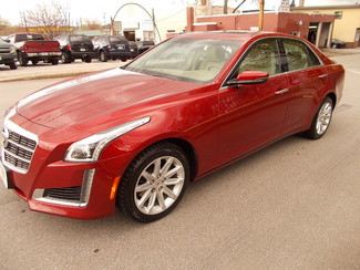 2014 Cadillac CTS Sedan Luxury AWD Manchester, NH 2
