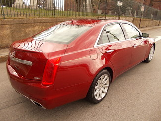 2014 Cadillac CTS Sedan Luxury AWD Manchester, NH 4
