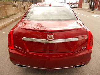 2014 Cadillac CTS Sedan Luxury AWD Manchester, NH 5