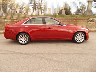 2014 Cadillac CTS Sedan Luxury AWD Manchester, NH 1