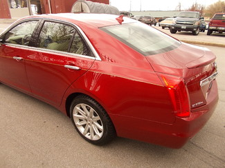 2014 Cadillac CTS Sedan Luxury AWD Manchester, NH 6