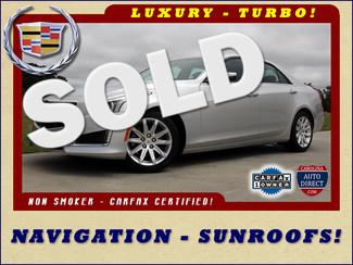 2014 Cadillac CTS Sedan Luxury RWD - NAVIGATION - SUNROOFS! Mooresville , NC