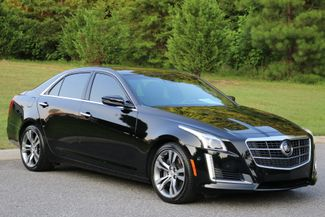 2014 Cadillac CTS Sedan Vsport Premium RWD Mooresville, North Carolina