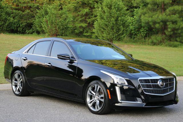 2014 Cadillac CTS Sedan Vsport Premium RWD Mooresville, North Carolina 0