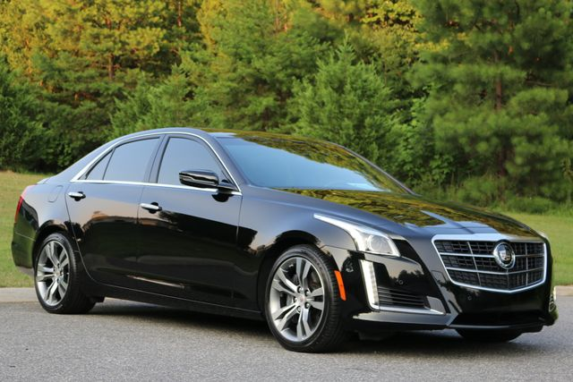 2014 Cadillac CTS Sedan Vsport Premium RWD Mooresville, North Carolina 2