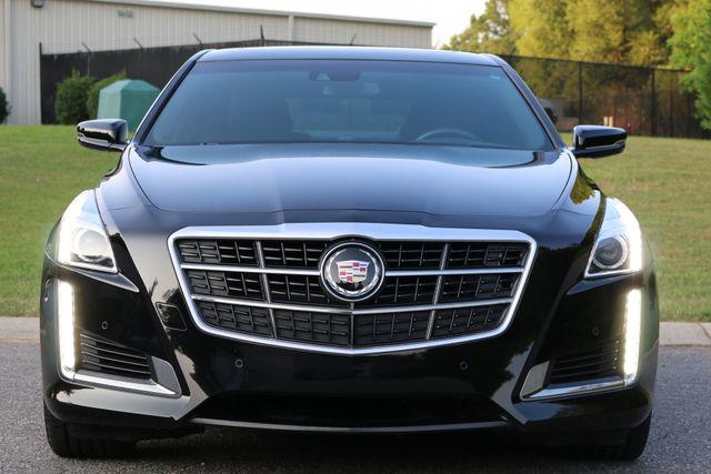 2014 Cadillac CTS Sedan Vsport Premium RWD Mooresville, North Carolina 4