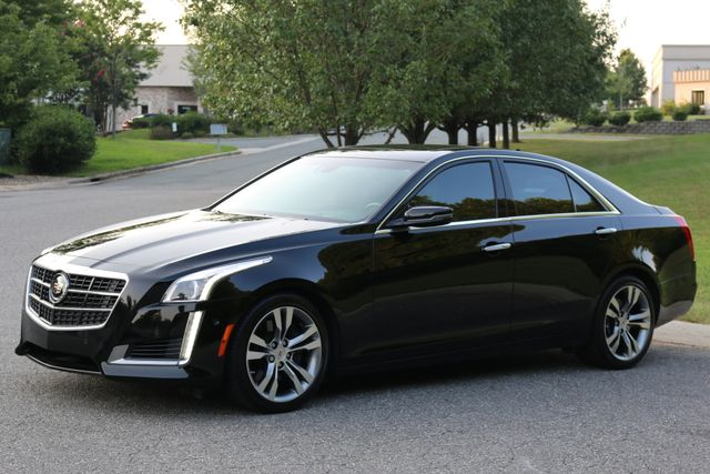 2014 Cadillac CTS Sedan Vsport Premium RWD Mooresville, North Carolina 5