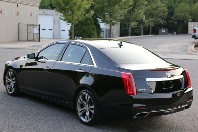 2014 Cadillac CTS Sedan Vsport Premium RWD Mooresville, North Carolina 6