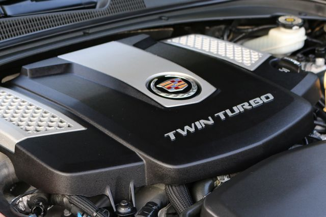 2014 Cadillac CTS Sedan Vsport Premium RWD Mooresville, North Carolina 79