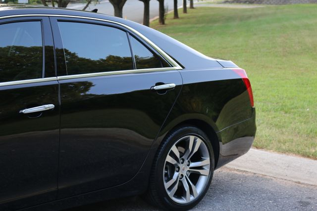 2014 Cadillac CTS Sedan Vsport Premium RWD Mooresville, North Carolina 88