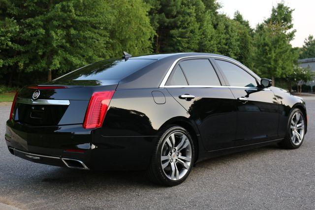 2014 Cadillac CTS Sedan Vsport Premium RWD Mooresville, North Carolina 91