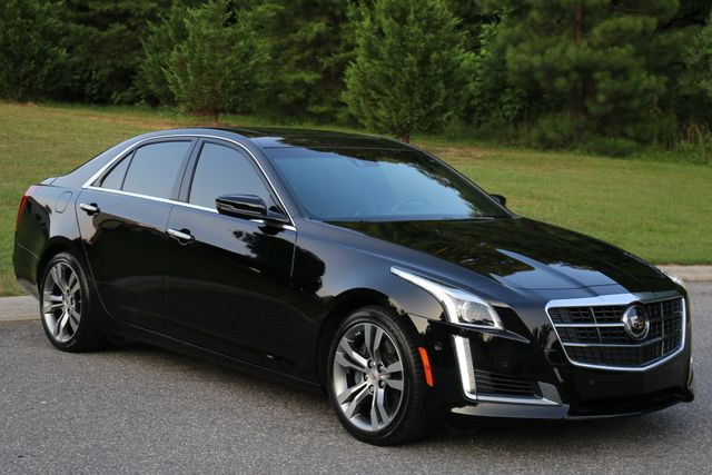 2014 Cadillac CTS Sedan Vsport Premium RWD Mooresville, North Carolina 94