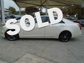 2014 Cadillac CTS Sedan Luxury RWD San Antonio, Texas