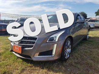 2014 Cadillac CTS Sedan Luxury RWD San Antonio, TX