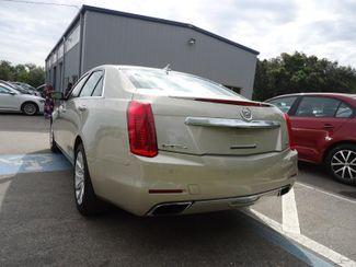 2014 Cadillac CTS Sedan Luxury AWD. PANORAMIC. NAVIGATION SEFFNER, Florida 10