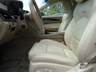 2014 Cadillac CTS Sedan Luxury AWD. PANORAMIC. NAVIGATION SEFFNER, Florida 4