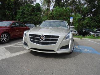 2014 Cadillac CTS Sedan Luxury AWD. PANORAMIC. NAVIGATION SEFFNER, Florida 7