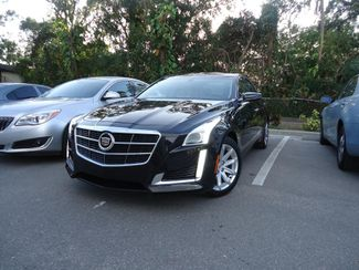 2014 Cadillac CTS Sedan RWD SEFFNER, Florida 1