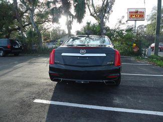 2014 Cadillac CTS Sedan RWD SEFFNER, Florida 11