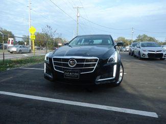 2014 Cadillac CTS Sedan RWD SEFFNER, Florida 4