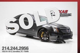 2014 Cadillac CTS-V Sedan With Recaro Seats in Carrollton
