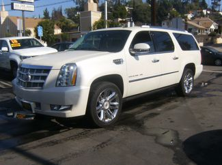 2014 Cadillac Escalade ESV Platinum Los Angeles, CA 0