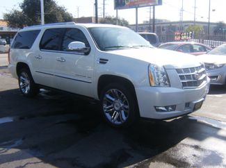 2014 Cadillac Escalade ESV Platinum Los Angeles, CA 4