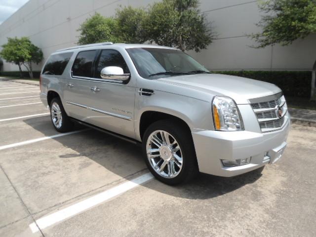 2014 Cadillac Escalade ESV Platinum Plano, Texas 0
