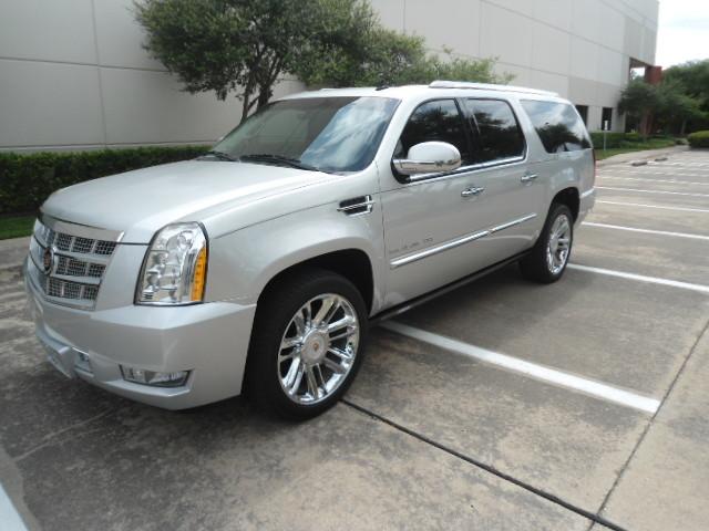 2014 Cadillac Escalade ESV Platinum Plano, Texas 6