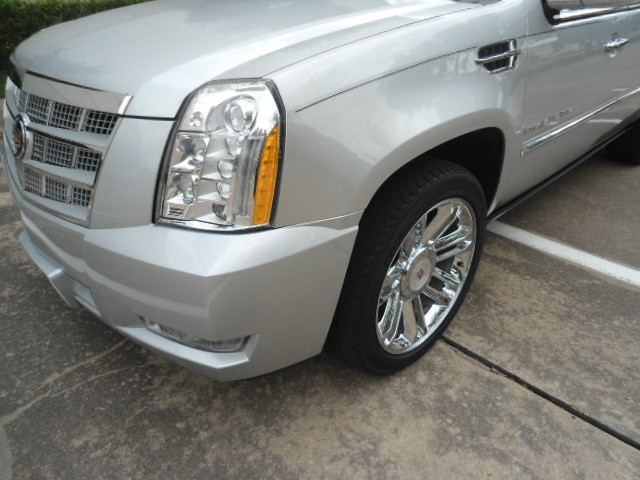 2014 Cadillac Escalade ESV Platinum Plano, Texas 9