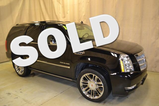 2014 Cadillac Escalade Platinum Roscoe, Illinois 0