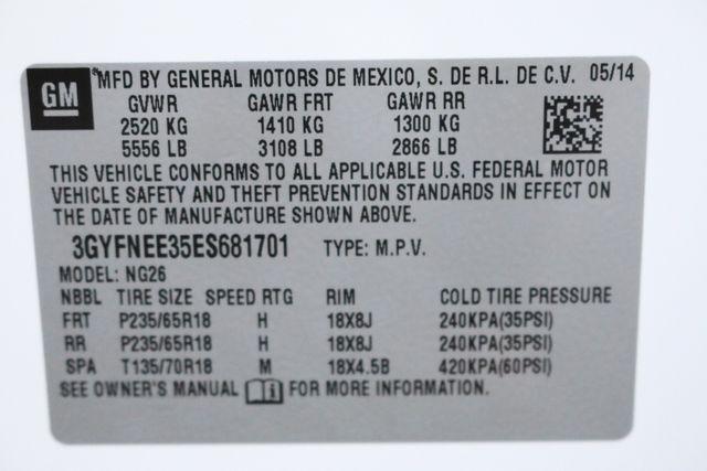 2014 Cadillac SRX 4 Luxury Collection Mooresville, North Carolina 89