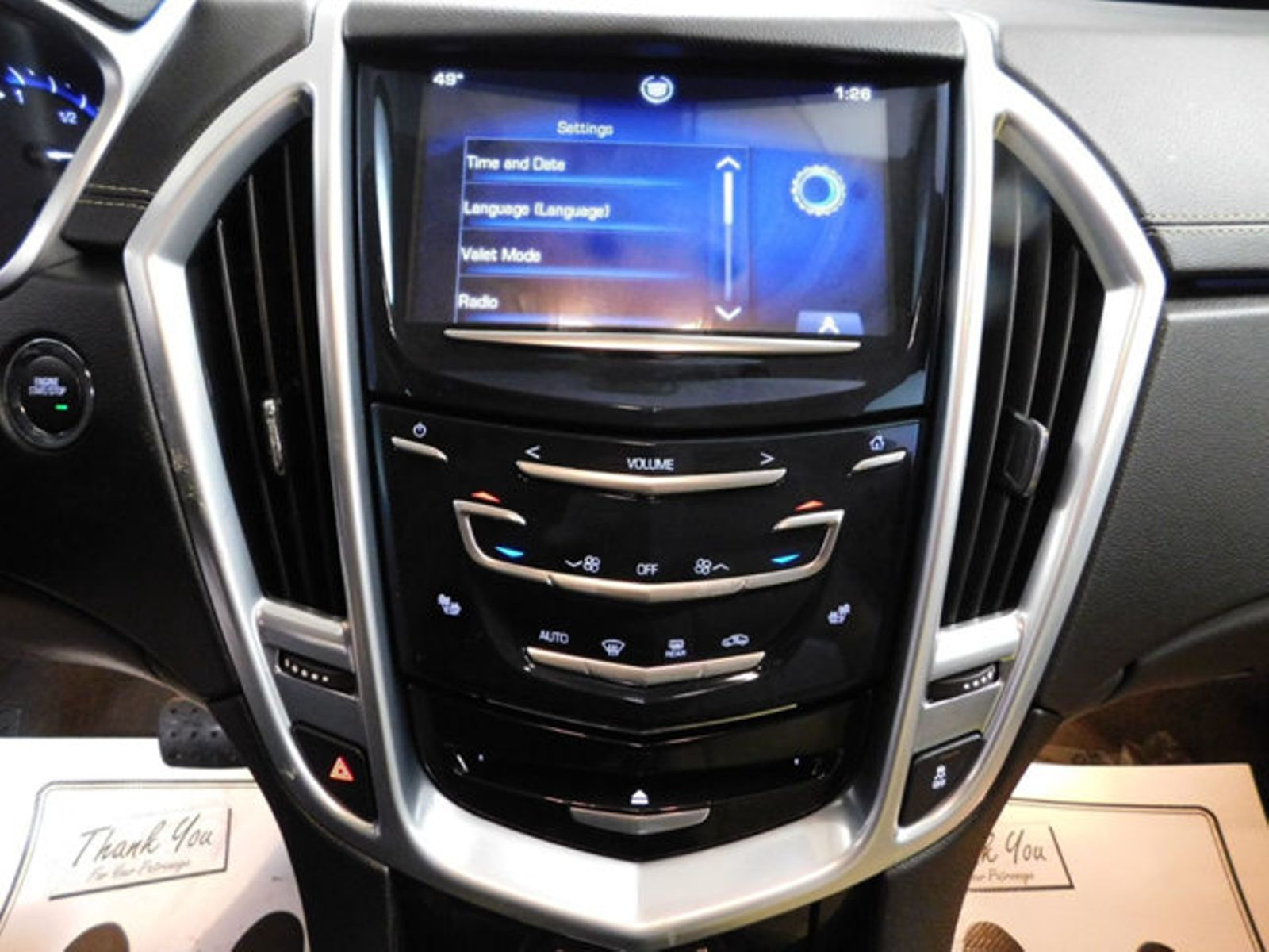 and cadillac information srx photos momentcar