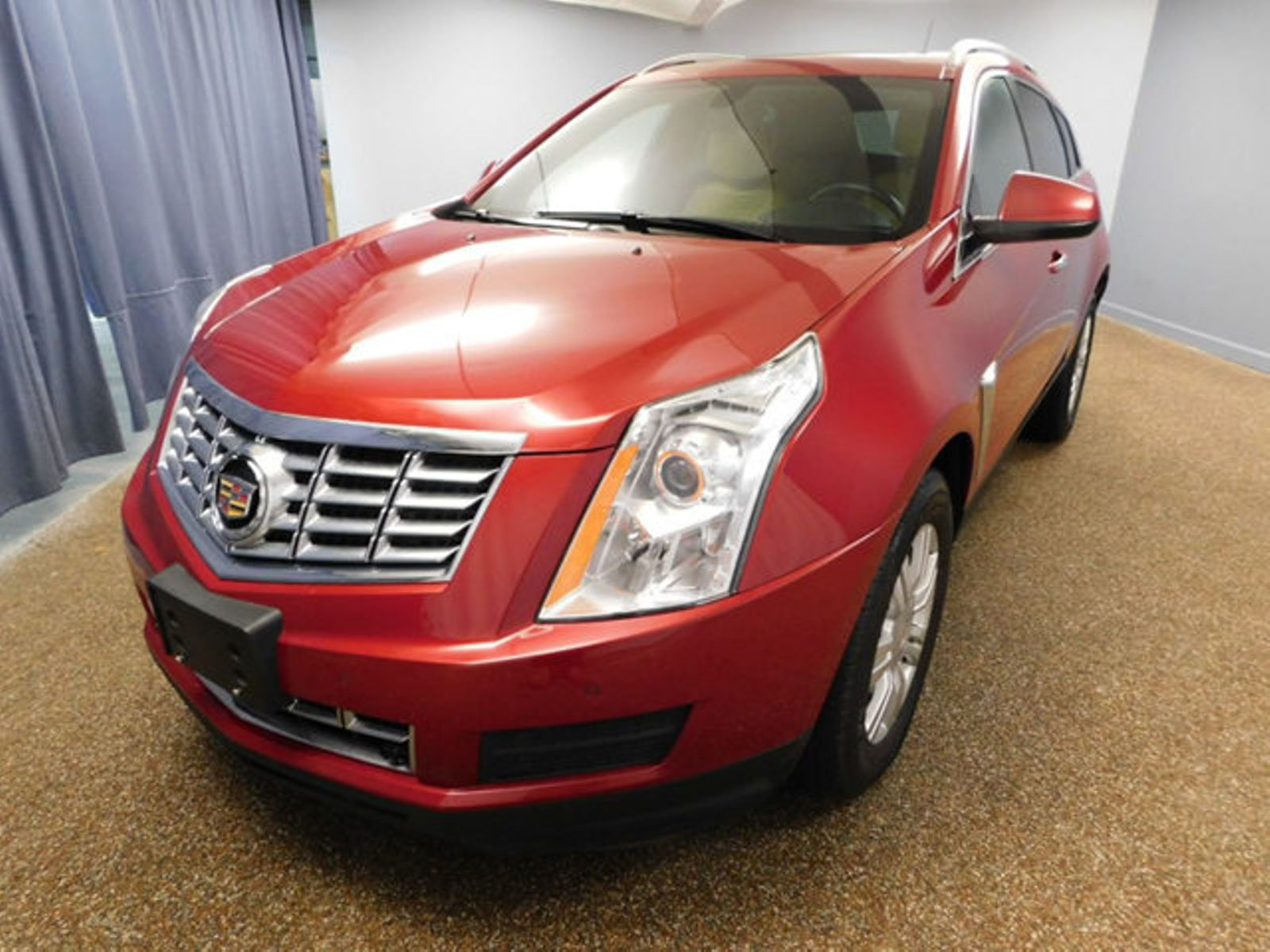 coast auto north city srx cadillac akron collection oh mall in revo luxury of