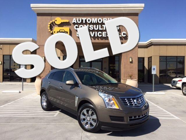 2014 Cadillac SRX Luxury Collection Bullhead City, Arizona 0